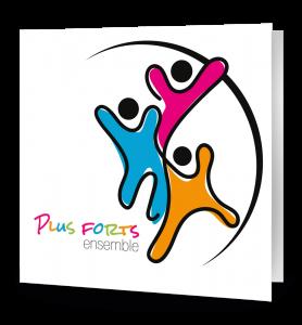 Carte de vœux partenariat